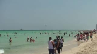 Air show takes over Miami Beach!
