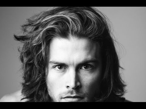 Mens Long Surfer Hairstyles