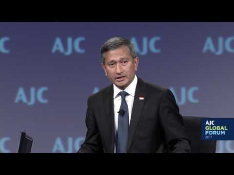Conversation With Singapore's Minister For Foreign Affairs
