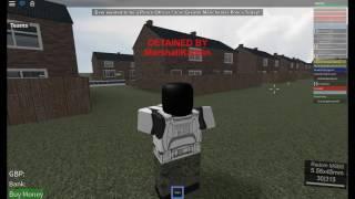 [ROBLOX] Assedio di Manchester