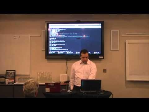 Rick Farina aka Zero_Chaos on Wi-Fi Hacking 101