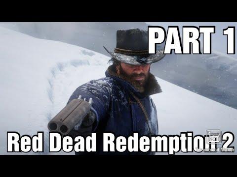Red Dead Redemption 2 Story #001 ,,der Anfang'' GuN__gamez