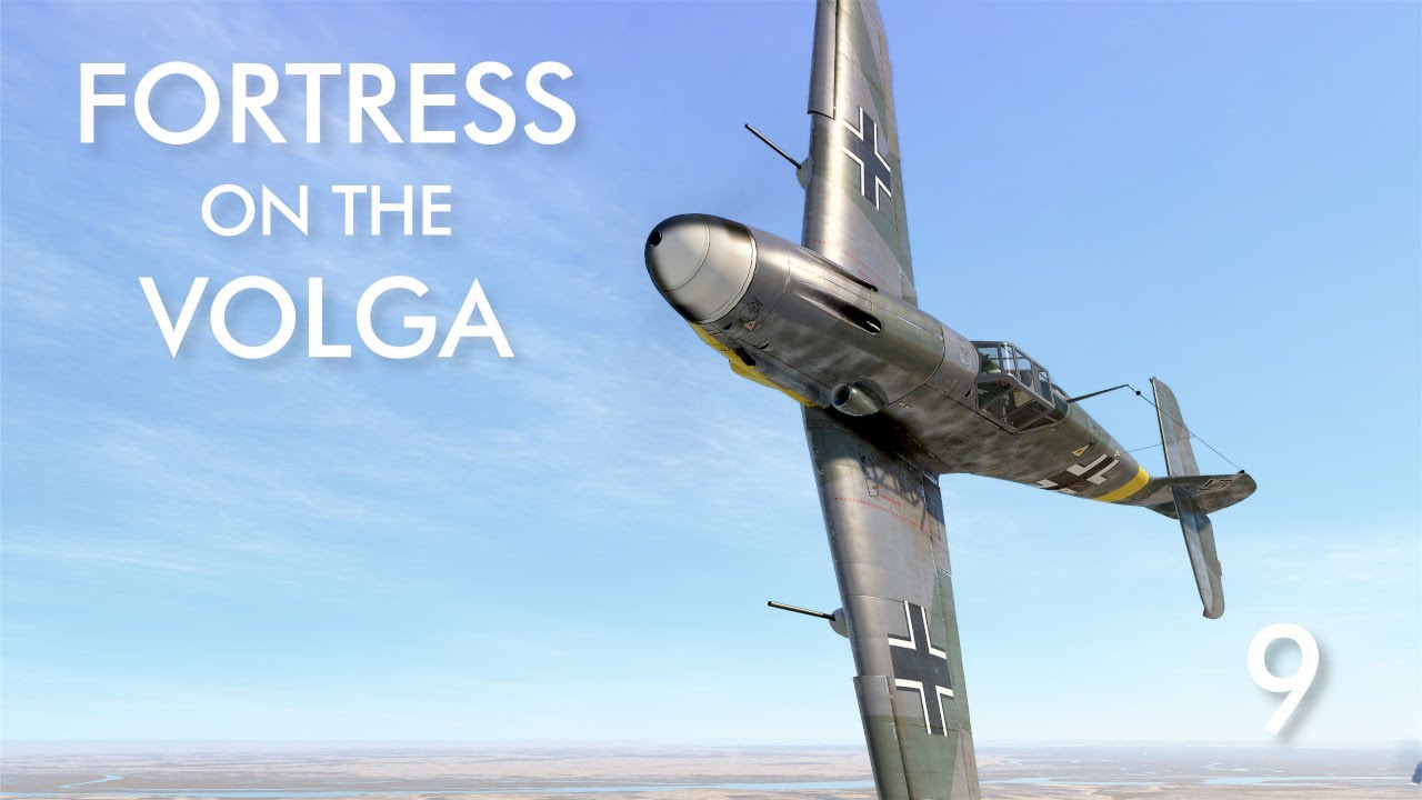 Download IL-2 Great Battles - Fortress on the Volga Campaign - Episode 9
