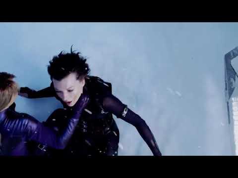 Alice Vs Rain Ocampo (Resident Evil: Retribution)