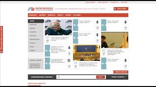 Videotutorial: scopri le funzioni del nuovo sito di Radio Radicale