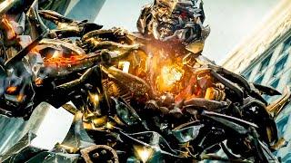 Megatron vs Optimus Prime Final Fight Scene - TRANSFORMERS (2007) Movie Clip