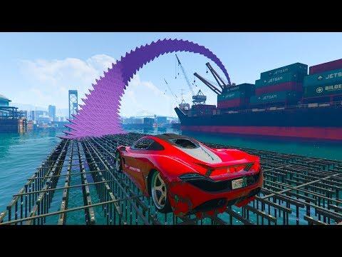EL ESPIRAL DISCOTECA! - CARRERA GTA V ONLINE - GTA 5 ONLINE