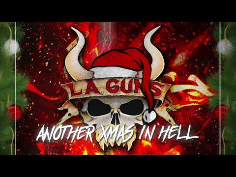 """L.A. Guns - """"Merry Christmas (I Don't Want To Fight Tonight)"""" [Ramones cover] (Official Audio)"""