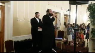 akiva gelb with baruch yuda gross כי תעבור במים