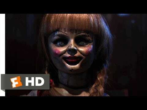 The Conjuring - Annabelle Awakens Scene (6/10) | Movieclips