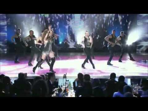Jennifer Lopez   Medley   World Music Awards 2010 live