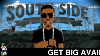 "Dorrough ""Get Big"" remix cartoon video"