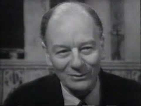 John Gielgud Interviewed in 1965