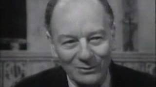 John Gielgud Interviewed in 1965