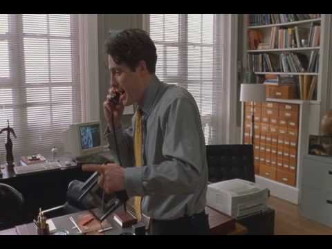 Mickey Blue Eyes Seducing Scene- Hugh Grant- HD Quality