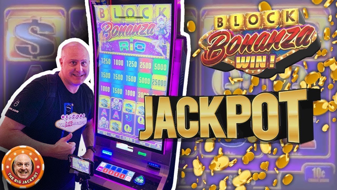 Bonanza The Big Jackpot