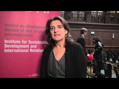 COP21, et après ? Interview de Teresa Ribera (directrice de l'Iddri)