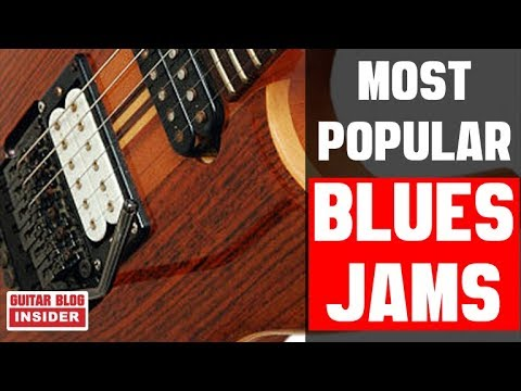 How to Play the Most Popular Blues Progressions [8, 12, 16]