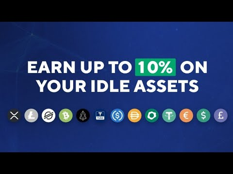 How To Earn Up To 10% On Your Cryptocurrencies/ Bitcoin, Ethereum, Litecoin And Others