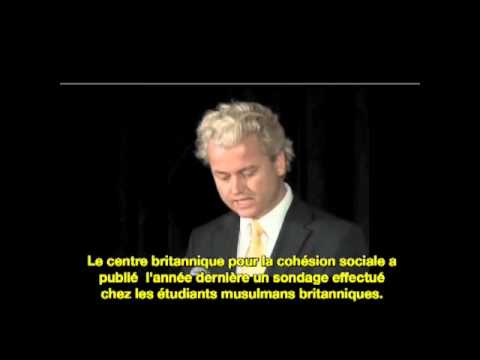 Geert Wilders in Beverly Hills