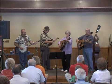 Cabin Home On The Hill - The Bluegrass Five