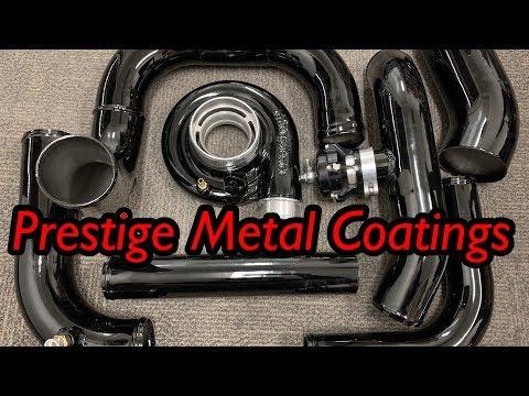 2jz engine bay clean up with Prestige Metal Coatings