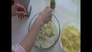 Вкусная грибная лазанья с сыром:)))))))))))))