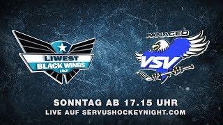 Linz vs. Villach | 16.02. - 17:15 | Servus Hockey Night