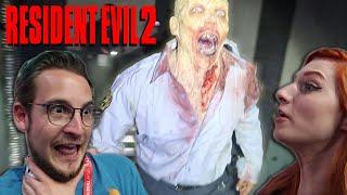 Schreie ich wie ein Mädchen? 🎮 Resident Evil 2 - E3 2018