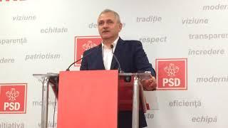 CEx PSD: Mihai Tudose a demisionat P 2