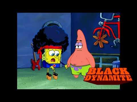 Adult Swim Portrayed By SpongeBob