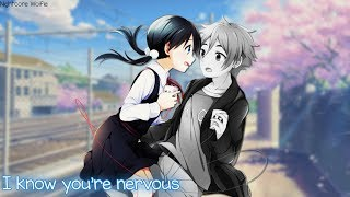 ✧Nightcore - The Other Side {Switching Vocals} (lyrics) Resimi