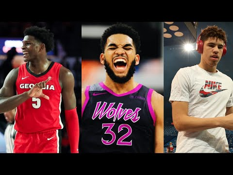 Who Do The Timberwolves Pick At Number 1?