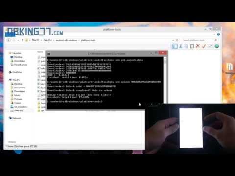 How to Unlock the Moto X (2014) 2nd Gen Bootloader