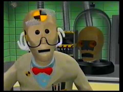 The Incredible Crash Dummies German Version (1993 Action Figure Promo VHS)