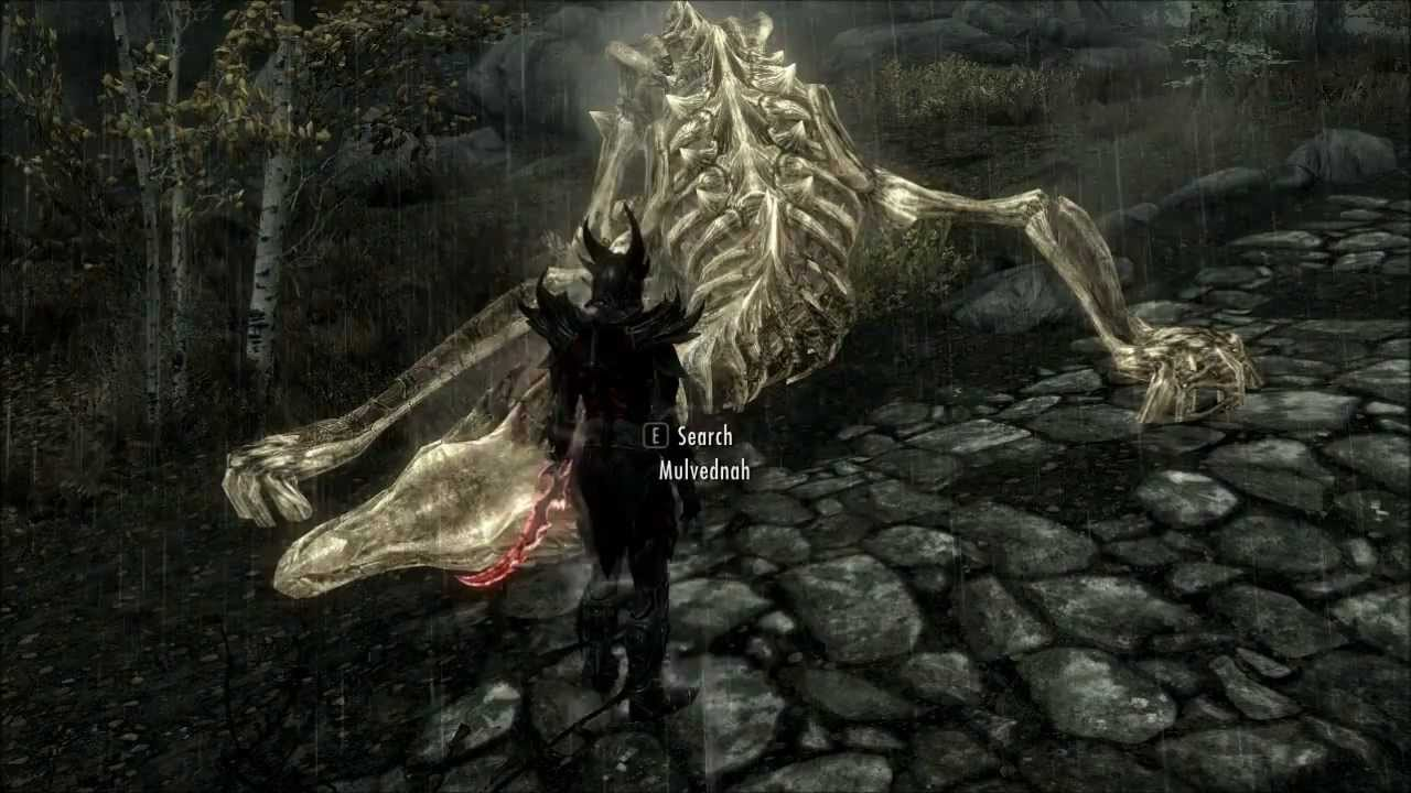 The Elder Scrolls V: Skyrim - Dovahkriid - The Dragon Lords Mod ...