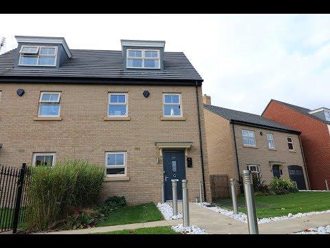 Strata Homes - The Geneva @ Definition, Mackworth, Derby, by Showhomesonline