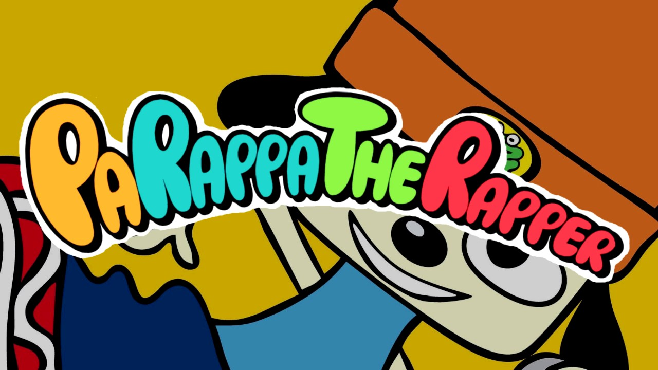 Parappa The Rapper Mooselini S Car Rap