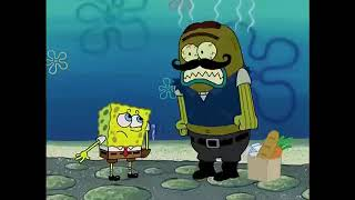 Spongebob Looking for his Key for 10 Hours