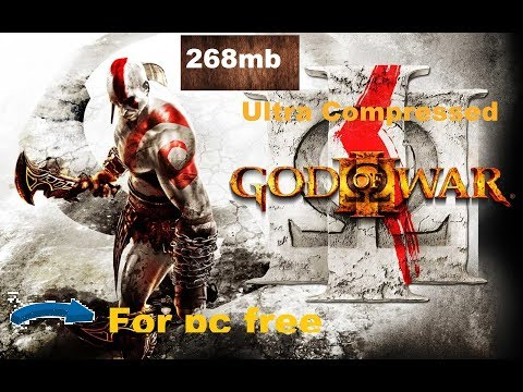 How to download God Of War 2 For pc | 260MB