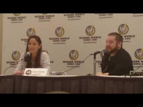 Kid asks Sarah Wayne Callies