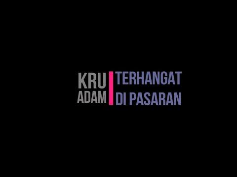 KRU & Adam - Terhangat di Pasaran Lirik