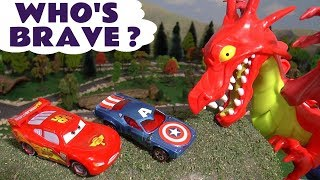 Who'S Brave? Fun Toy Stories For Kids Tt4u