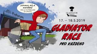 KIDS GLADIATOR RACE OC FUTURUM promo