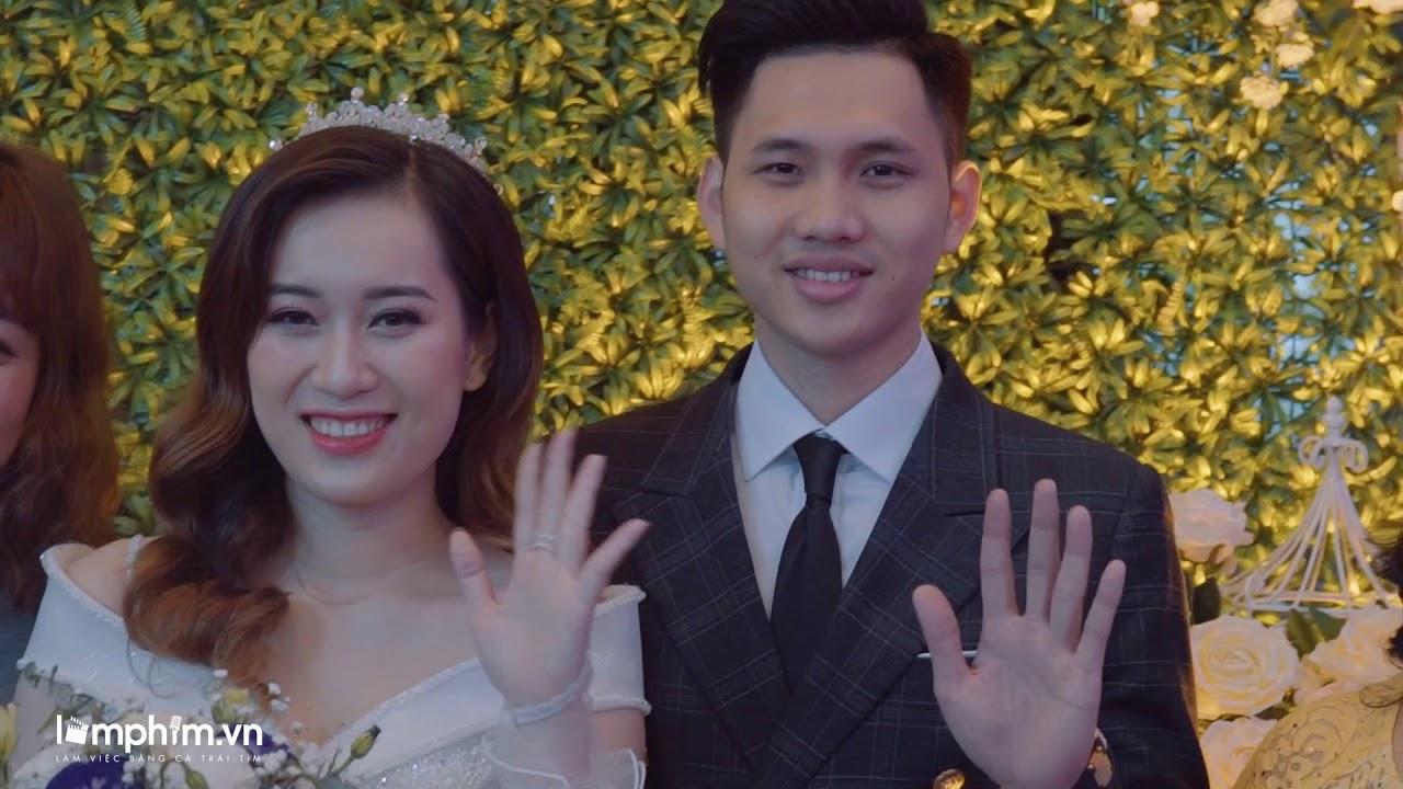 Sản xuất quay phim Phóng sự cưới Ngọc Hoàng - Phương Anh