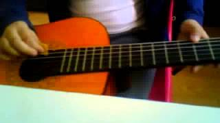 Fake tan guitar ! Thumbnail