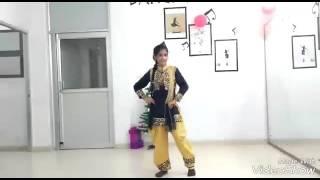 Poplin song choreograph  by vj diwakar