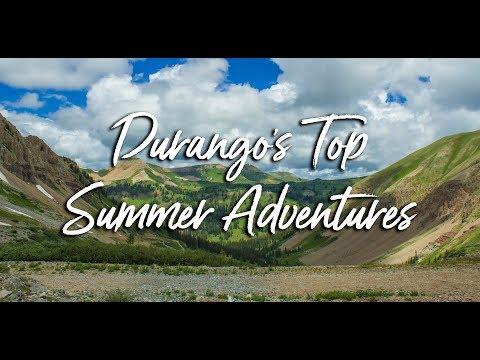 Durango's Top Summer Adventures - Rafting, Jeeping, & Mesa Verde National Park