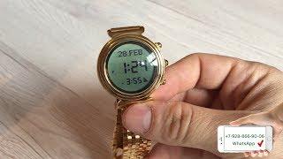 Часы аль Фаджр обзор  al Fajr WF 14S купить