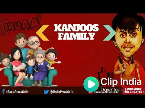Funniest audio ever ( kanjoos family) that can change you life...